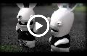 Rabbids Rugby 2011 Haka [UK]